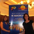 Cathy Cash and Marie Claire Porter (both Sunway)
