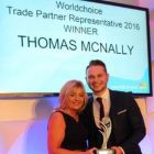Good luck and not Goodbye Thomas McNally