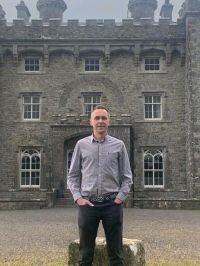 The cream always rises to the top!  Congratulations Maurice. New Sales and Marketing Manager for Slane Castle and Rock Farm Slane.