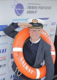Alan Sparling (ASM) with his Benny Hill impression