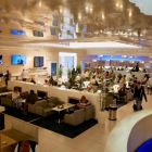 The Finnair Helsinki Lounge