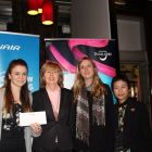 Prize winner of Finnair tickets to Thailand - Amazing Thailand Roadshow at Koh in Dublin