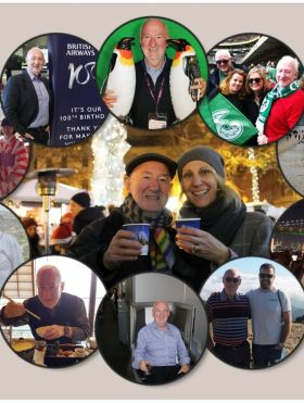 Declan Mescall (Award winning Travelbiz Features Editor) Jab one done and time to dream again