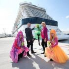 Celebrity Eclipse sails into Dublin for its first Mini-Season.