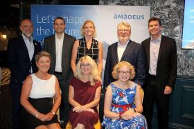 The Amadeus Ireland team invited their travel professional partners to the Iveagh Gardens for an insight into how Amadeus are shaping the future in an ever changing landscape