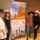 British Airways and American Airlines with Fly Dallas Fort Worth, Visit Dallas, Visit Fort Worth and Texas Tourism.