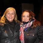 Joanne Coll and Caroline Gallagher (both Travel Department)
