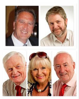 Happy New year from Don, Shane, Jim, Jacinta and Declan