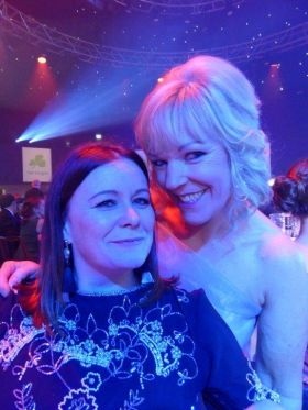 Jill Maguire (Tropical Sky) and Deirdre Sweeney (Sunway Holidays)
