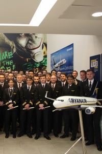 Ryanair announced a recruitment drive for 2,000 new pilots last week to crew aircraft deliveries over the next 3 years as Ryanair recovers and rebuilds from the Covid-19 pandemic.