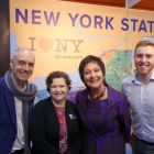 NYS Tourism at the Holiday Show Limerick 2018