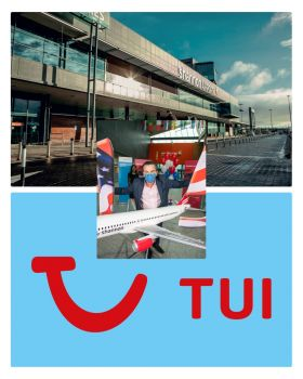 TUI will operate their summer charter programme to both Reus and Lanzarote from May to September 2021