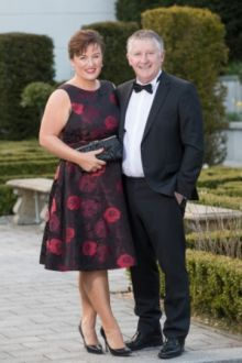 Michelle and Gearóid Mannion