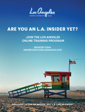 Discover L.A. like an insider and sell Los Angeles like an expert by taking the L.A. Insider online training programme!