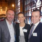 Dermot Merrigan, Jenny Rafter McCann and Jason Kearns
