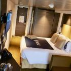 The balcony cabin on the MSC Bellissima