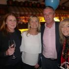 Anne and Gabrielle (FCm) with Niall Mc Donnell (Classic Collection) and Lorraine Cunningham (Lorraine Cunningham Travel)