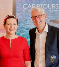 ASM Ireland's Alan and Jo-Ann celebrate seven years