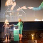 Miriam O'Callaghan compère ITAA Travel Industry Awards