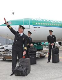 Aer Lingus pilots and ground operations team responded in huge numbers to travel to Beijing