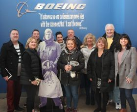 The Group at the Boeing Centre