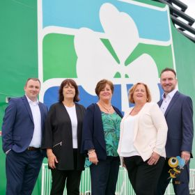 Irish Ferries is 'Best Ferry or Fixed Link Operator' for Coach & Group Travel