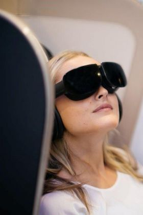 British Airways trial Virtual Reality.