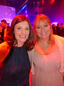 Charlotte Brenner (Marketing Manager TUI Ireland) and Belinda Vazquez (Head of TUI Ireland)
