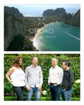 OROKO celebrate travel and explorations once again