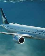 Breaking News - Cathay Pacific to fly Dublin to Hong Kong direct from June