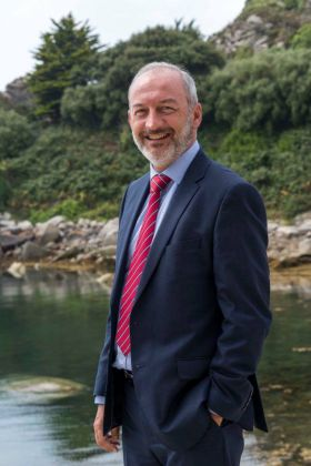 Christophe Mathieu (CEO Brittany Ferries)