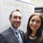 Charlie McNally (Sales and Business Development Manager) and Egle Godliauskaite (Sales and Event Co-ordinator)