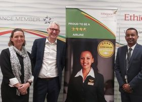 Ethiopian Airlines is represented by ASM in Ireland