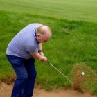 Dave qualifies for the Masters.