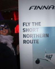 Finnair Spooktacular Halloween Night