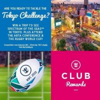 Win an eight night trip to Tokyo with Royal Caribbean!!