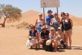 Obeo Travel and Worldchoice Namibia trip of a lifetime