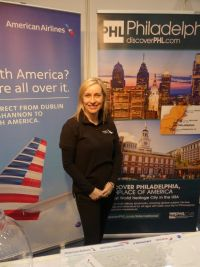 Fiona Noonan (American Airlines) Holiday Show Shannon 2018