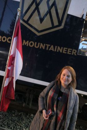 Congratulations Rocky Mountaineer team
