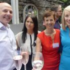 Terry Sheehan, Karen Whyte (both American Holidays), Grainne Caffrey (Sunway Holidays) and Eilish Wall (National Account Manager)