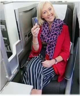 Linda loves flying British Airways Clubworld to Barbados