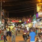 Night market Siam Reap