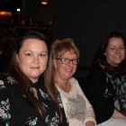 Darine Mc Garrity, Carmel Curran (both Travel Counsellors) and Paula Cross (Platinum Travel)