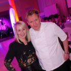 Gordon Ramsay with Ailish Wall (The Travel Corporation)