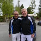 Keith Chuter and David Giles (Team UK)