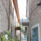 An alley way in the picturesque village of Lefkara.