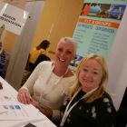 Jane Reddin (Headon Representation) and Paula Scanlon (Globe Hotels)