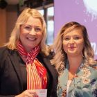 Katarina Trnikova (J. Barter Travel) was the lucky winner of a place on the Grandiosa launch party