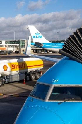 KLM announce first passenger flight performed with sustainable synthetic kerosene