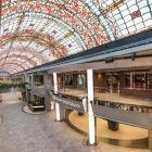 The MSC Meraviglia a shopper's paradise.